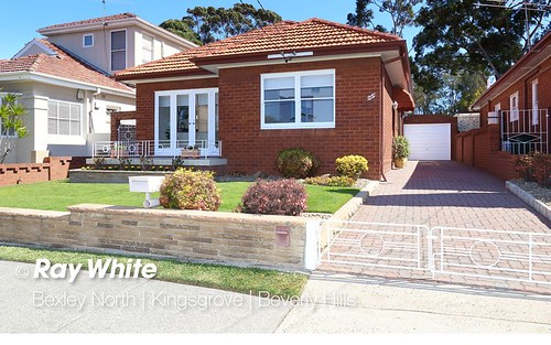 25 Benjamin St, Bexley North NSW 2207