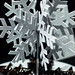 Yule Log - Snowflake