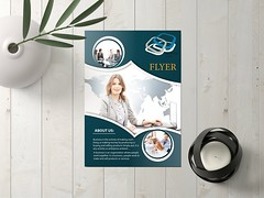 Flyer-11 (Graphicsd_mj) Tags: stationary flyer invoice cover page booklet note path brochure