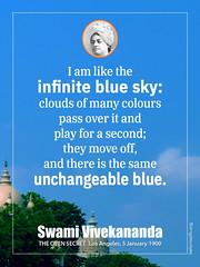Quotation-Swami-Vivekananda (Belur Math, Howrah) Tags: swamivivekananda quotation