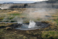 Gesir geothermal field, southern lowlands in Haukadalur, Iceland  -  (Selected by GETTY IMAGES) (DESPITE STRAIGHT LINES) Tags: nikon24120mmf4 nikon24120mmf4gedvr nikon d850 nikond850 nikkor24120mm nikon24120mm nikongp1 paulwilliams despitestraightlines flickr gettyimages morning getty gettyimagesesp despitestraightlinesatgettyimages iceland gesir gesiriceland geyser geothermic geothermal hafnartun selfoss ilobsterit