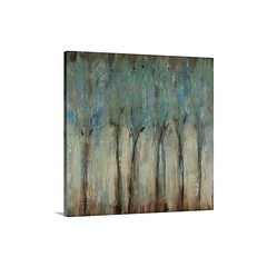 Whispering Winds Wall Art - Canvas - Gallery Wrap - An abstract square wall art painting with layers of messy paint arranged in vertical shapes reminiscent of trees   Check out our website: https://spaceplug.com/whispering-winds-wall-art-canvas-gallery-wr (spaceplug) Tags: canvas art shop mood spaceplug whisperingwinds buy sell gallerywrap tree wallart like4like photo abstract canvasart perfectpic photography follow4follow