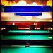 Pool Table Colorama | Dave & Buster's