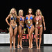 Figure Novice 4th Verhoeven 2nd Ciavaglia 1st Bourrie 3rd Brouwer