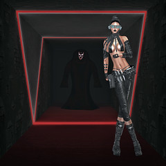 LuceMia - The Darkness Monthly Event (2018 SAFAS AWARD WINNER - Favorite Blogger - MISS ) Tags: thedarknessmonthlyevent event lemporio joplino box exclusive rei survival round 2019 sl secondlife mesh fashion creations blog beauty hud colors models lucemia
