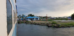 Mbita Ferry (Victor O') Tags: mbita rusinga island ferry transport water bus lwanda kotieno lake victoria kenya east africa beach boat pier