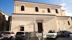 Chiesa di San Clemente (neznamneznamuch) Tags: church city clock italy monument temple holy saint watch архитектура город италия памятник святой церковь часы