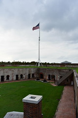 DEH_8446 (sobca) Tags: fortmacon statepark nc museum civilwar boguebanks atlantic ocean csa usnationalregisterofhistoricplaces northcarolina