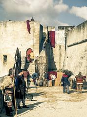 (Simon BOISVINET) Tags: 2016 caen chateau film tournage castle movie photography makingof