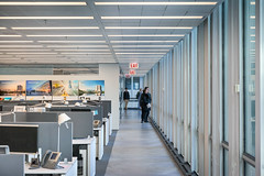 Chicago Office, HDR Architecture, Inland Steel Building | Chicago, IL (Pete Sieger) Tags: chicago chicagoarchitecturetour hdr hdrarchitecture illinois inlandsteelbuilding usa architectsoffice archmnmagchicago2018 interior office openhouse peterjsieger sieger studio workplace