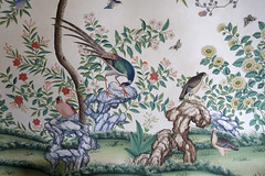 pitzhanger manor 20 (smallritual) Tags: pitzhangermanor ealing london johnsoane reopening 1800 neoclassical regency architecture georgedance wallpaper chinoiserie