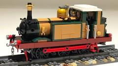 LEGO LB&SCR A1 Class Terrier 'Stepney' (Britishbricks) Tags: 060 loco stepney class engine train steam terrier a1 lbscr lego