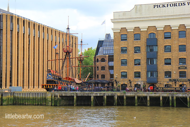 泰晤士河遊船Thames Citycruise-21