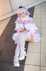 _MG_0215 (Mauro Petrolati) Tags: gumiku cosplay cosplayer kanna kamui miss kobayashi maid dragon romics 2018 loli cute