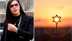 Estrella de David: el misterioso símbolo judío que acompaña a Emma Coronel (HUNI GAMING) Tags: estrella de david el misterioso símbolo judío que acompaña emma coronel