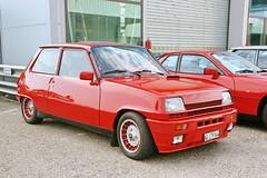 Renault 5 1972-1985 30.9.2018 4209 (orangevolvobusdriver4u) Tags: renaultfrance renault france 2018 archiv2018 car auto klassik classic oldtimer schweiz suisse switzerland bleienbach renault5 5 r5 alpine