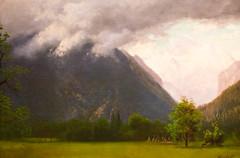 Rocky Mountains (Thomas Hawk) Tags: albertbierstadt america arizona phoenix phoenixartmuseum rockymountains us usa unitedstates unitedstatesofamerica artmuseum painting fav10 fav25