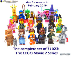 Another awesome series of the brand new continuation of The LEGO Movie 2 (WhiteFang (Eurobricks)) Tags: lego collectable minifigures series city town space castle medieval ancient god myth minifig distribution ninja history cmfs sports hobby medical animal pet occupation costume pirates maiden batman licensed dance disco service food hospital child children knights battle farm hero paris sparta historic brick kingdom party birthday fantasy dragon fabuland circus people photo magic wizard harry potter jk rowling movies blockbuster sequels newt beasts animals train characters professor school university rare toy bear