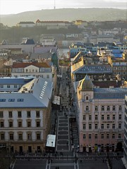 View from the Cupola of St. Stephen's Basilica (Normann) Tags: hungary budapest basilica