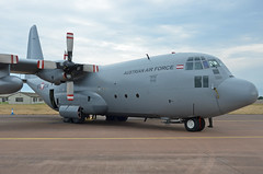 DSC_5249 - Lockheed C-130K Hercules, 8T-CA, Austrian Air Force, RAF Fairford, 13th July 2018. (Martin Andrew Laycock) Tags: österreichischeluftstreitkräfte austrianairforce royalinternationalairtattoo royalinternationalairtattoo2018 raffairford egva riat riat2018 lockheedc130hercules lockheedc130khercules 8tca