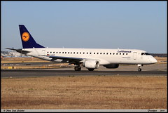 ERJ190 LR Lufthansa CityLine D-AECF 19000359 Frankfurt septembre 2018 (paulschaller67) Tags: erj190 lr lufthansa cityline daecf 19000359 frankfurt septembre 2018