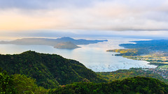 Le lac Taal (Voyages Lambert) Tags: asiabeautifulbeautyinnaturecloudfamousplacegreenisland asia beautiful beautyinnature cloud famousplace green island lake landscape mountain nature outdoors philippines scenics small tropicalclimate tropicalrainforest urbanscene volcano water tagaytay