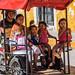 2018 - Mexico - IZAMAL - Family Ride Share