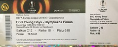 "BSC Young Boys - Olympiakos Piräus 0:1 (0:1) • <a style=""font-size:0.8em;"" href=""http://www.flickr.com/photos/79906204@N00/31191805347/"" target=""_blank"">View on Flickr</a>"
