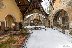 Queen of Winter Throned.jpg (doppi4punt4) Tags: abandonedplaces neve decay discarded urbanexplorer filth italia kirke urbanexploration snow trash convento derelict relics creepy italy neige palazzo abbandono chiesa kirken eglise winter infiltration old palace intruder church urbandecay silence disused abandonedbeauty damage lostplaces urbexita forgottenplaces abandoned abandonedsplendour ruins decadenza luoghiabbandonati lost neglected colors convent godforgotten palac oldplaces crumbling