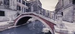 Virtual world  : Venice (foto_morgana) Tags: 3dimensionalart 3drendering 3dsoftware aurorahdr2019 cgi computergeneratedimagery dazstudio50 digitalart eyelevelview illusions imagery nvidiairayengine on1photoraw2019 outdoor photorealisticimagery unbiasedgprendering virtualart virtualworld italy venice venezia venise canal bridge ponte palazzo architecure landscapeprostudio