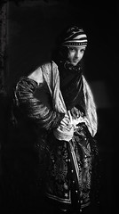 Arab (saundersfay) Tags: girl eastern costume mono gypsy ethnic