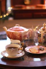 Bingley's teatime (mlle-madeleine) Tags: bingleys bingleysteas tea teacup teahouse teatime teapot cozy minneapolis minnesota southminneapolis eatstreet