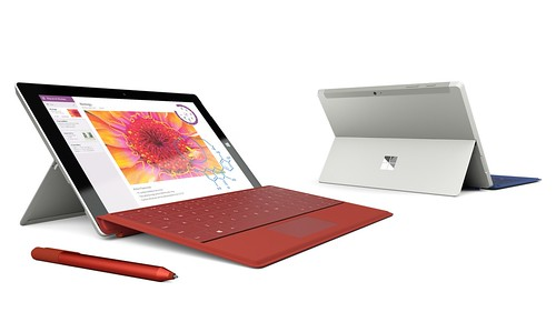 Surface 3の写真