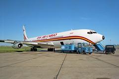 B707 (5N-ARQ) Das Air Cargo (boeing-boy) Tags: 5narq boeingboy b707 mikeling manston mse das air cargo