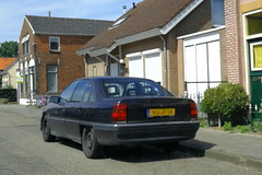 1994 Opel Omega C20NE E2 (Dirk A.) Tags: hgjf14 sidecode5 onk 1994 opel omega c20ne e2