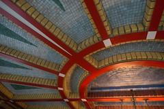 20181226-DSC01500 Amsterdam, Netherlands (R H Kamen) Tags: 19101919 amsterdam gelderland holland netherlands otterlo amsterdamschool architecture artdeco artnouveau brick ceiling expressionism indoor patterms rhkamen