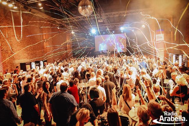 SA 10.11.2018 - Radio Arabella Disco Night @ Freiheizhalle
