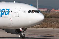 Air Europa A330-203 EC-KTG (José M. Deza) Tags: 20190112 a330203 aireuropa airbus bcn ecktg elprat lebl planespotting spotter aircraft