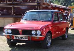 TFK 950M (Nivek.Old.Gold) Tags: 1974 triumph dolomite sprint 1998cc