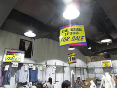 Ed Harry Arndale (Kilkenny) closing down (RS 1990) Tags: edharry arndale kilkenny menswear fashion store closingdown administration sale australia adelaide southaustralia friday 15th march 2019