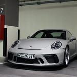 Porsche 991 GT3 MKII Touring thumbnail