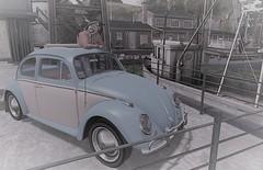 12.30, she said.... (--Gustaf af Ansgarsö--) Tags: beetle chc thetravelmate sanctuarybythesea