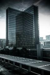 Paris, Grande bibliothèque, 104 (Patrick.Raymond (5M views)) Tags: paris grande bibliothéque 75014 hdr architecture nikon hiver