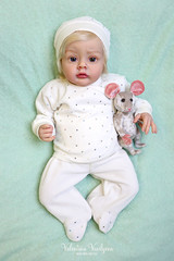 Chloe_1 (www.smilesdolls.com) Tags: smiles smilesdolls reborn doll reborndoll chloe natali blick реборн