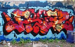 Fra32 (soulroach) Tags: brooklyn ny nyc graffiti fra32 rsg knm