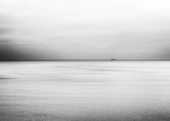 Ship on Sea (northdevonfocus) Tags: seascape ocean ship atlanticocean atlanticheritagecoast atlanticcoast landscape northdevoncoast