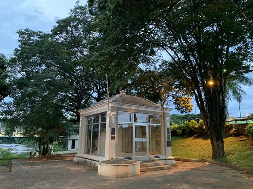 'Backlands: Canudos Campaign', the Euclides da Cunha's Office, Saint Joseph of the Rio Pardo, São Paulo (State), Brazil.