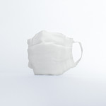 立体縫製ガーゼマスクの写真
