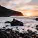 Playa de Callejoncito (zanettifoto) Tags: playadecallejoncito welle vulkan santodomingo spanien herbst kanarischeinseln klippe sonnenuntergang wolkenhimmel abendsonne abend langzeitbelichtung meer gegenlicht stein esp