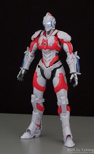 Model Principle Ultraman 25 by Judson Weinsheimer